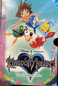 Disney Kingdom Hearts the complete series Manga books by Shirk Amano