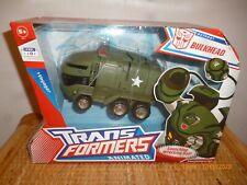 Transformers animated bulkhead voyager rare neuf seal