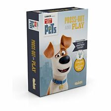 The Secret Life of Pets Press Out and Play 9 MASK & Activity Book Christmas Gift