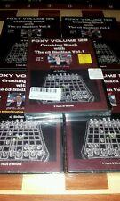 CHESS DVD FOXY OPENINGS #s 128, 129, 130, 131, 132 CRUSHING BLACK C3 SICILIAN
