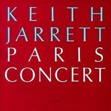 """KEITH JARRETT """"PARIS CONCERT"""" CD JAZZ NEU"""