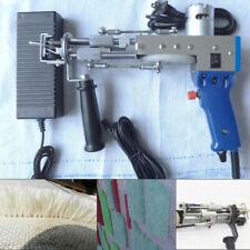 High speed Electric carpet tufting gun Loop pile weaving flocking machine 9-21mm