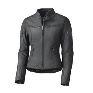 Held Sommer Motorrad Tourenjacke Cosmo 3.0 aus Leder für Damen in schwarz NEU