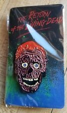 Return of the Living Dead Tarman Tar Man Enamel Pin Trick or Treat Studios