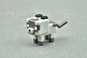 "Minecraft - Siamese Cat Ice Series -  Mattel Mini Figure 1"" Mojang"