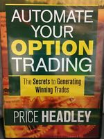 Automate Your Option Trading:The Secrets to Generating Winning Trades (DVD 2010)