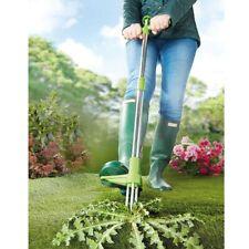 More details for long-handled garden weeder manual puller remover tool l100cm