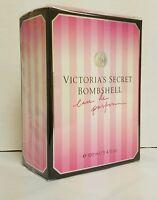 Bombshell By Victoria Secret  3.4.FL.Oz Eau de Parfum Spray Box Sealed New