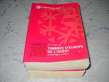 catalogue Europe de l'ouest thome3 1 partie