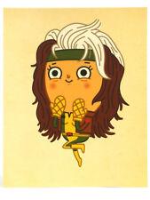 Rogue Mondo Mike Mitchell Print Just Like Us JLU X-Men Marvel Comics Rare Proof