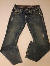Mens 32 Rock Revival Jeans