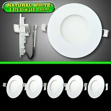 """5 3.375"""" LED RECESSED DOWN LIGHT INTERIOR CEILING LIGHTS: RVs Trailer BOATS  NW"""