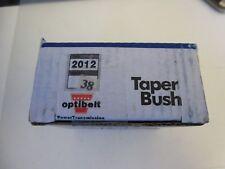 Optibelt  TAPER BUSH Buchse Spannbuchse Type 2012 Bohrung 38mm | NEU | OVP