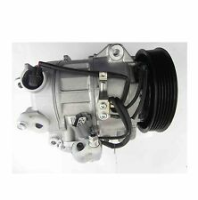 Acura RL Base 2005-2012 A/C Compressor with Clutch Denso New 38810RJAA03