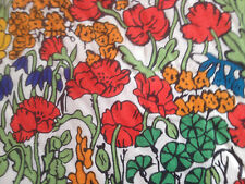 TINY POPPYTOT 1.00 METRE by LIBERTY PRINTED ON TANA LAWN COTTON