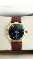 Vintage Soviet  POLJOT De-Luxe 29 Jewels  Automatic  Gold Plated