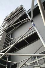 "ASC Alu-Rollgerüst ""Profi-Line"" bis 9,30 Meter, 135-200, Gerüst erweiterbar NEU!"