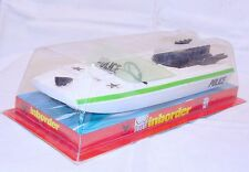 Fuchs Germany Police Inborder Motor Speed Power Boat Batt. Op. Misb`74 Very Rare