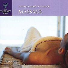 NEW - Massage by Jones, Stuart