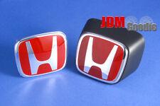 Genuine Honda Red H DC5 Integra Type-R RSX 05-06 Emblem