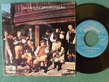 "SKANSENS SPELMANSLAG : 4 folk tunes - 7"" EP NORWAY PRESSING 1956"