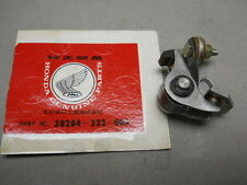 Honda NOS CB350, CB400, 1972, 1974-77, Left Points, # 30204-333-004   h.