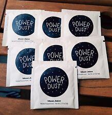 Power Dust Moon Juice Herbal Supplement 7 x Sachet 3g New Fresh Stock Fast P&P