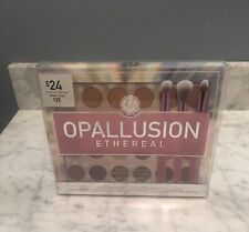 *New* BH COSMETICS Opallusion: Ethereal 24 Color EYESHADOW PALETTE & Brushes Set