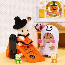 Sylvanian Families Calico Critters Baby Halloween Set