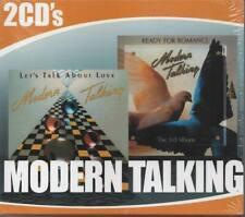 Modern Talking Lets Talk About Love + Ready For Romance 2CDs NEU RAR Lady Lai