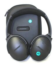 BOSE QUIETCOMFORT 35 QC35 WIRELESS Headphone-Black 39-4A, 39-4B, 39-3A