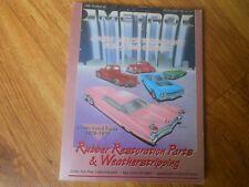 METRO  Rubber Restoration Parts & Weatherstripping  1992