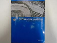2012 Harley Davidson Sportster Service Repair Workshop Shop Manual NEW 2012
