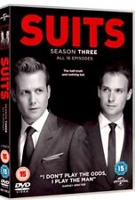 Suits - Season 3 Complete Third Series 3.....