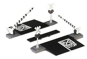 Bachmann - Dual Crossing Gate -- Non-Operational - N