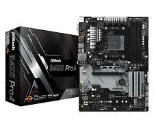 ASRock AM4 AMD Ryzen ATX B450 Pro4 M.2 Gaming PC Motherboard
