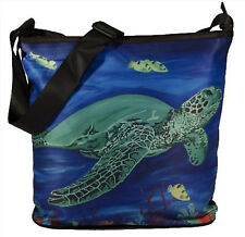 Sea Turtle Small Cross Body Bag - Support  Wildlife Conservation, Read How!