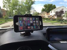 360 CAR Windshield DASHBOARD Mount Holder for iphone 6 METAL Gorilla Glass CASE
