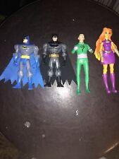 Batmam DC Comics Action Figure Lot