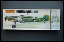VINTAGE RARE MATCHBOX Messerschmitt Me Bf/109 E-3 'EMIL' 1:32 AIRCRAFT MODEL KIT