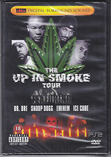 Dvd **THE UP IN SMOKE TOUR** Dr. Dre Snoop Dogg Eminem Ice Cube nuovo 2000
