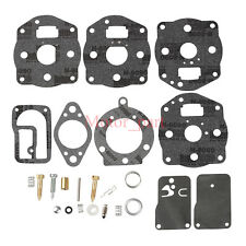 Carburetor Rebuild Kit For Briggs Stratton 394502 491539 694056 402447 402451