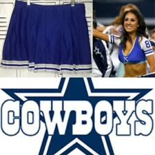 "Real Cheerleading Uniform Skirt Cowboy Colors 32-34""Waist"