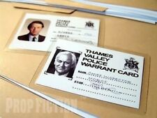 Inspector Morse - DCI Morse & DS Lewis Police Prop Warrant  ID Cards