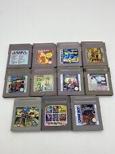 Gameboy Spiele Sammlung Konvolut Game Boy Games Sammelauflösung Lot GB Dmg01