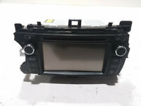 Toyota Yaris 2013 Radio/ CD/DVD GPS head unit 861400D050 AUT8935