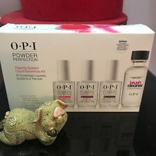 OPI Powder Perfection DIPPING LIQUID ESSENTIALS KIT