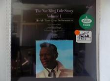 Nat King Cole THE NAT KING COLE STORY Vol. 1 - Vinyl LP  Sealed