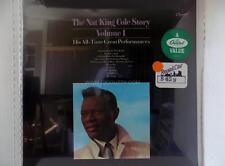 Nat King Cole THE NAT KING COLE STORY Vol. 1 - Vinyl LP  Sealed