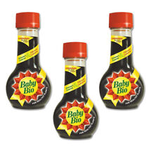 3 X Bébé Bio Original House Plant Food Feed engrais 175 ml